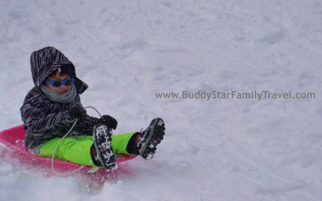พาลูกเที่ยวหิมะ, เล่นหิมะ, ใกล้โตเกียว, ญีปุ่น, naeba prince, yuzawa