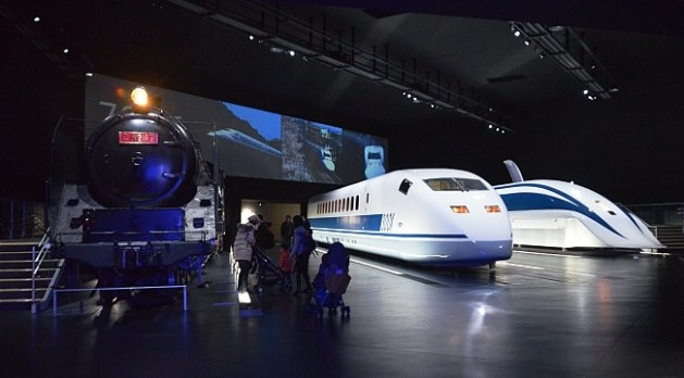 ที่เที่ยวเด็ก,พาลูกเที่ยว,นาโกย่า,นาโงย่า,พิพิธภัณฑ์รถไฟ,MAGLEV,ที่เที่ยว,เด็ก