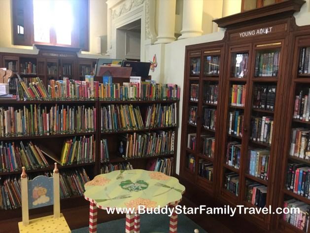 พาลูกเที่ยว, ห้องสมุด Neilson Hays, ห้องสมุด, เนลสัน, เฮย์, สุรวงศ์, เด็ก