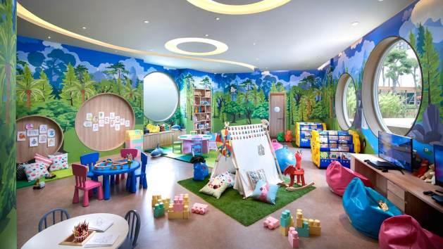 โรงแรมพัทยา,ที่พัก,พัทยา,kids club, คิดส์คลับ,เด็ก,ครอบครัว,สวนน้ำ,สไลเดอร์, อมารี