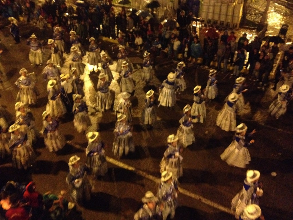 Carnival in Ayacucho, Peru (Photo Credit: M.O.)
