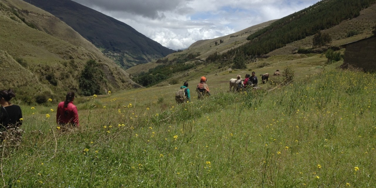 Traveling For A Cause – Working For World Vision
