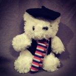 Win A Teddy Bear From Paris!