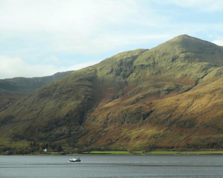 We highly recommend a day trip to the Scottish Highlands