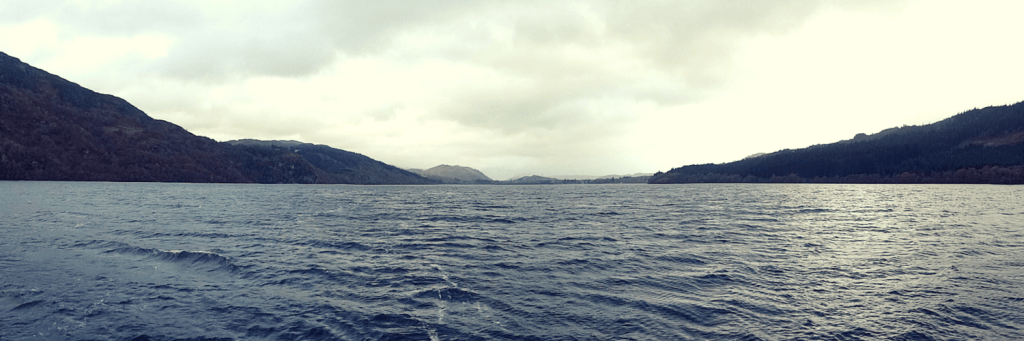 A day trip to Loch Ness is one of the fun things to do in Edinburgh