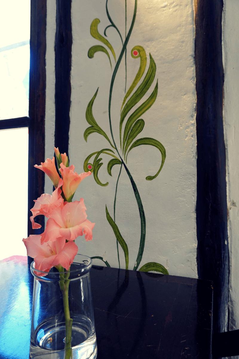 Flowers in Incontri del Pueblo Viejo