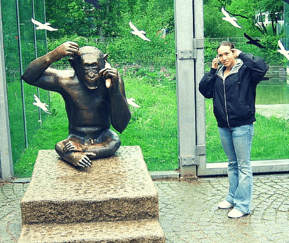 Buddy The Traveling Monkey Travel Blogging Is Depressing