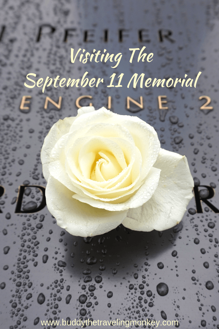 Visiting the September 11 Memorial is an emotional experience, but something that we recommend for anyone spending time in New York City.