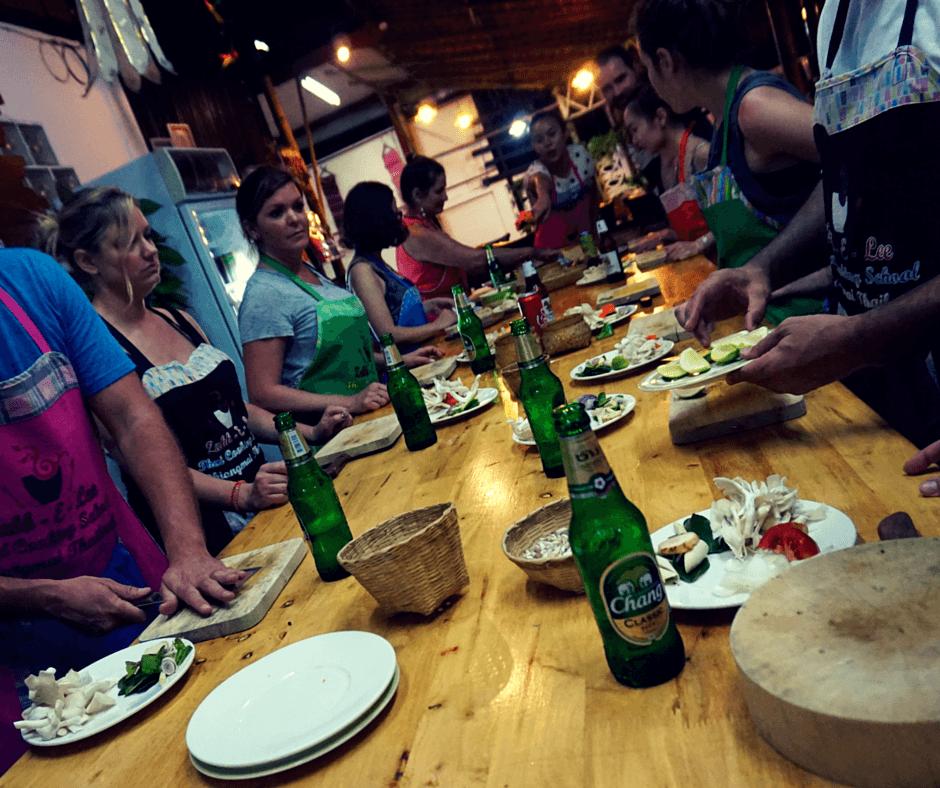 Zabb-E-Lee Thai Cooking School