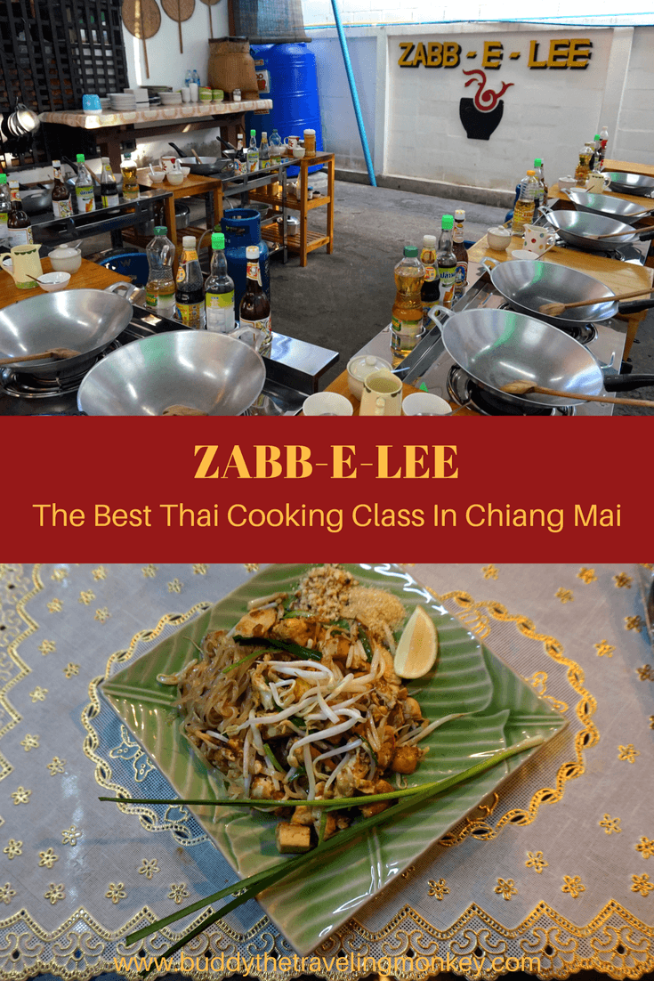 Learn more about Thai food and culture by taking a class with Zabb-E-Lee, the best cooking class in Chiang Mai!