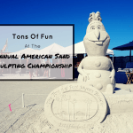 Tons Of Fun At The Annual American Sand Sculpting Championship