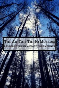 Buddy The Traveling Monkey Ah-Tah-Tho-Ki Museum