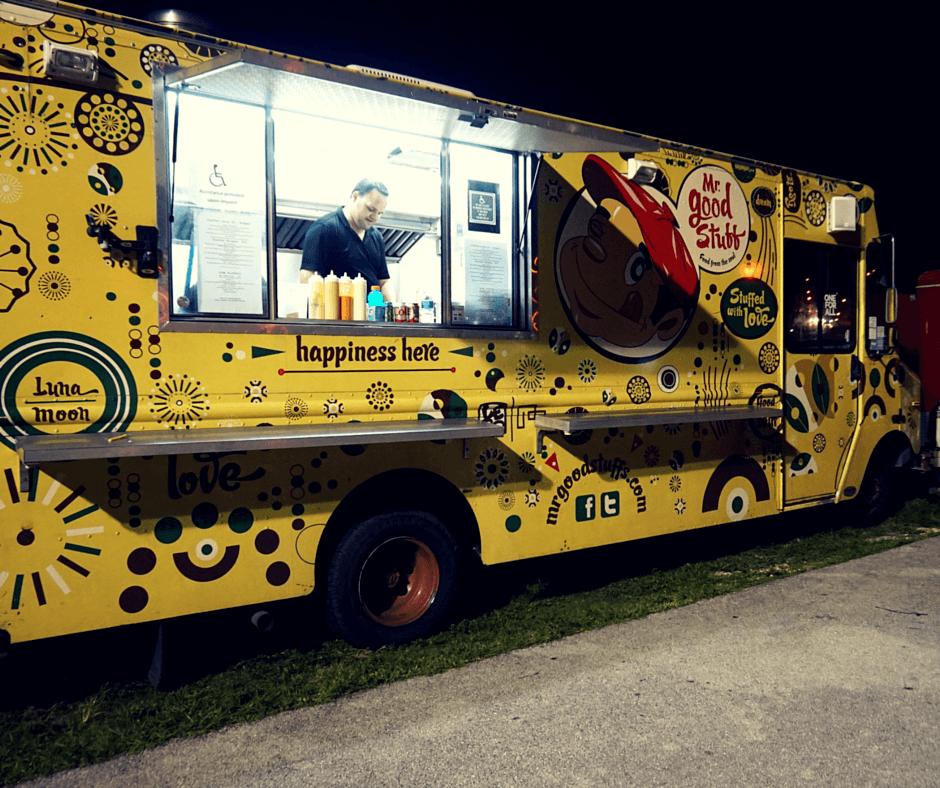 Buddy The Traveling Monkey Haulover Food Trucks