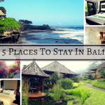 5 Places To Stay In Bali