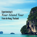 Experiencing A Four Island Tour From Ao Nang, Thailand