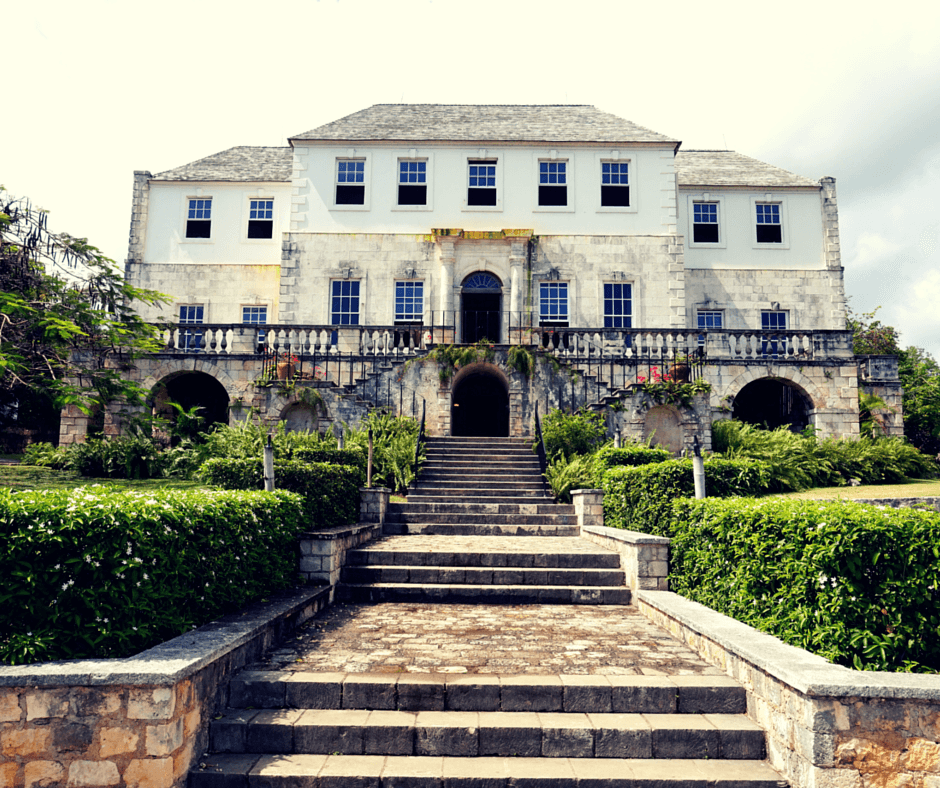 Jamaican haunted plantation Rose Hall