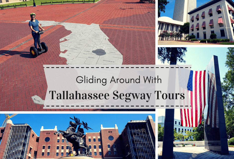 Gliding Around With Tallahassee Segway Tours