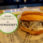 Eating Like A Boss At BurgerFi