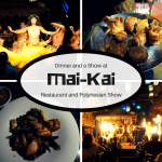 Dinner And A Show At The Mai-Kai In Fort Lauderdale, Florida