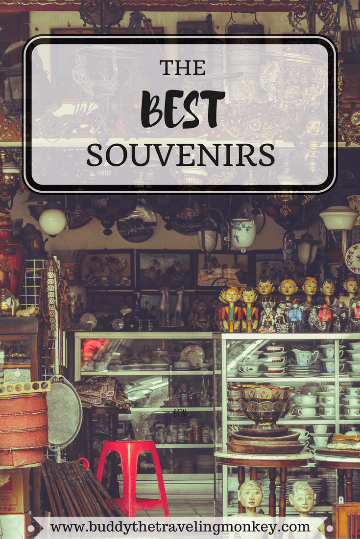 What are the best souvenirs travel bloggers have received? We asked fellow bloggers what gifts they've received, as usually we're the ones buying gifts for others while on our travels. Here's what they had to say!