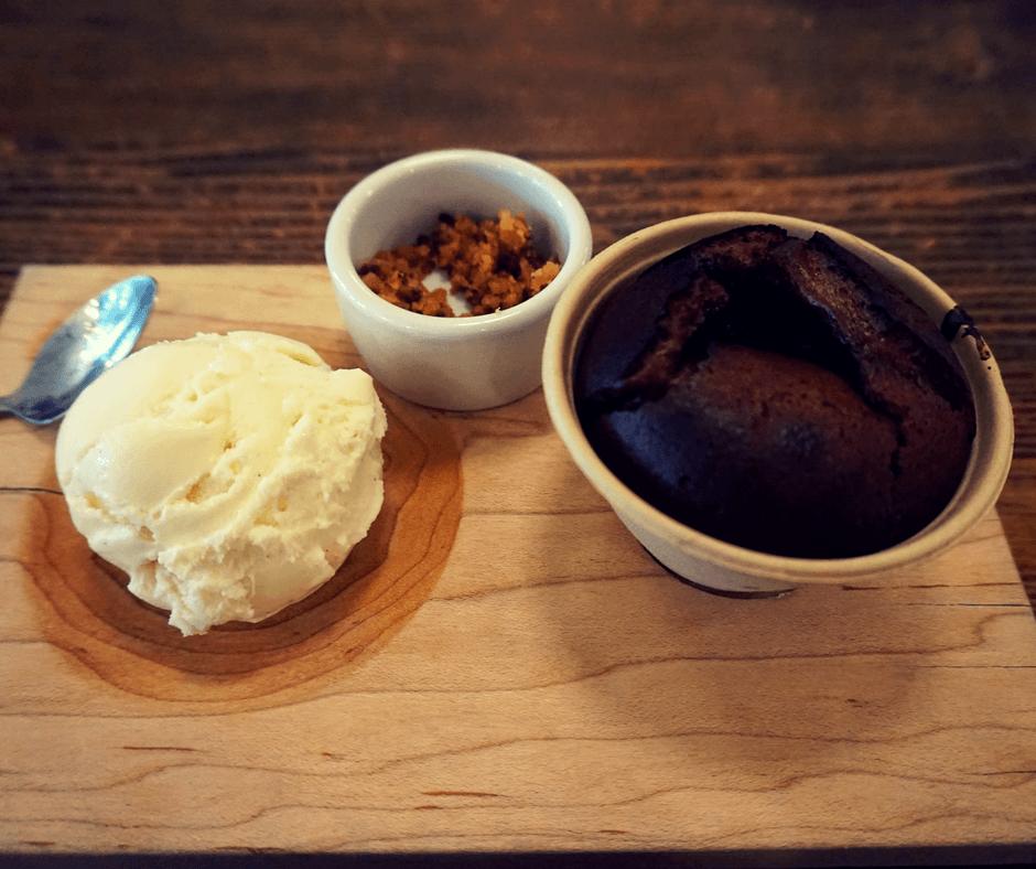 Take-n-Bake Molten Chocolate Cake in a Mason Jar In Seattle