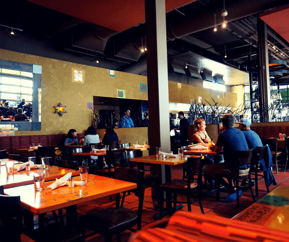 Alki Beach in West Seattle Fun Places To Eat In Seattle