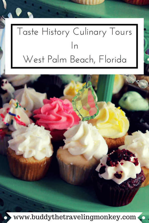 This culinary tour in West Palm Beach, Florida combines local history, emerging art, and food from family owned eateries.