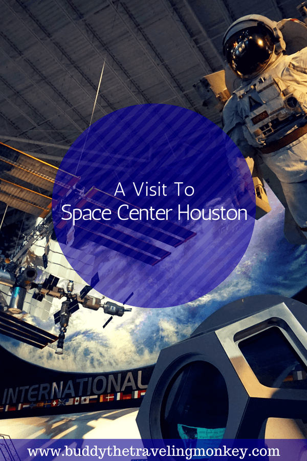 Pinterest Pin for Space Center Houston