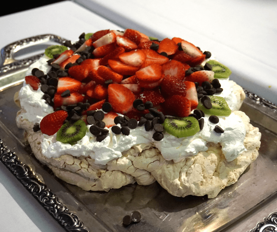 pavlova from Brogues Down Under