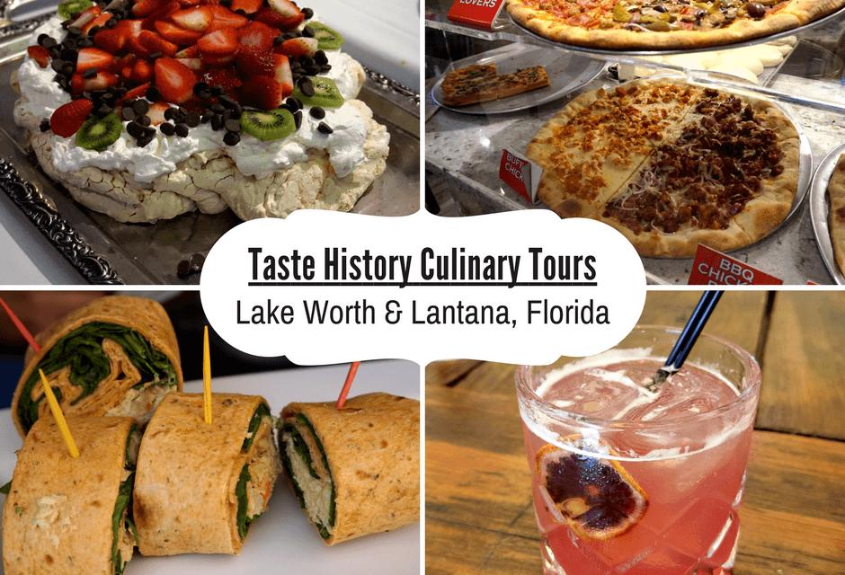 Taste History Culinary Tours In Lake Worth & Lantana, Florida