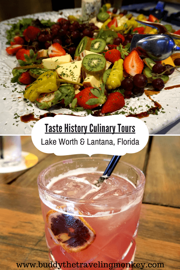 Offering more than your typical food tour, Taste History Culinary Tours combines local history, art, & food from family owned restaurants.