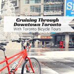 Cruising Through Downtown Toronto