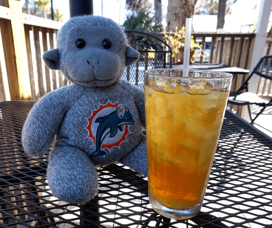 Golden Monkey tea from Tea House 650