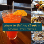 Where To Eat And Drink In Crystal River, Florida
