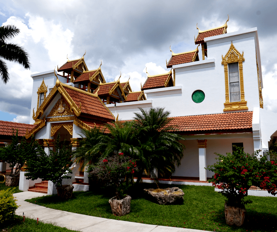 Wat Buddharangsi Buddhist Temple of Homestead
