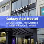 Galaxy Pod Hostel In Reykjavik, Iceland