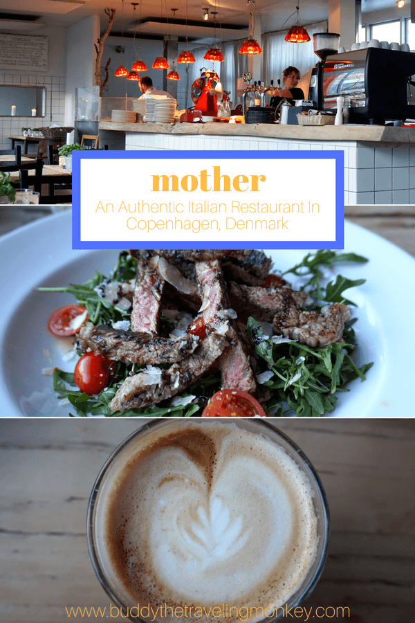 Mother is an authentic Italian restaurant with fresh and local ingredients in the old meatpacking district of Copenhagen, Denmark.