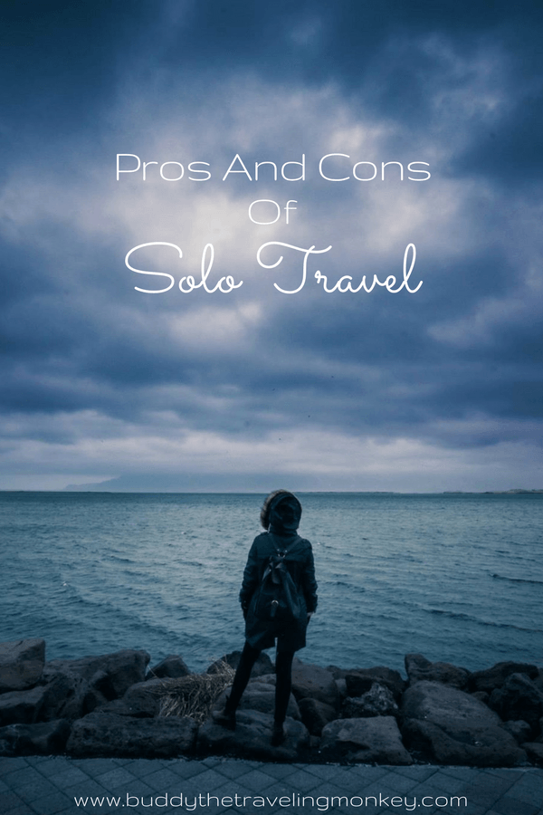 Considering traveling on your own? We tell you the pros and cons of solo travel and whether or not we think you should take that solo trip.