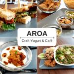 Aroa Craft Yogurt & Café In Plantation, Florida