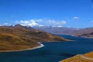 Qinghai Lake, China
