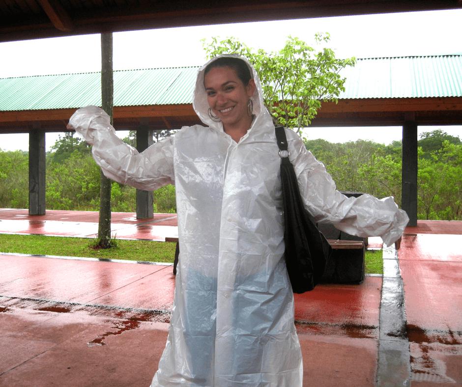 Exploring Iquazu National Park