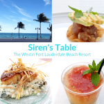 Siren's Table At The Westin Fort Lauderdale Beach Resort