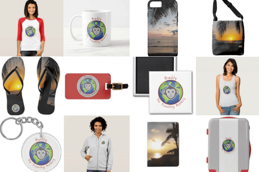 The traveling monkey products