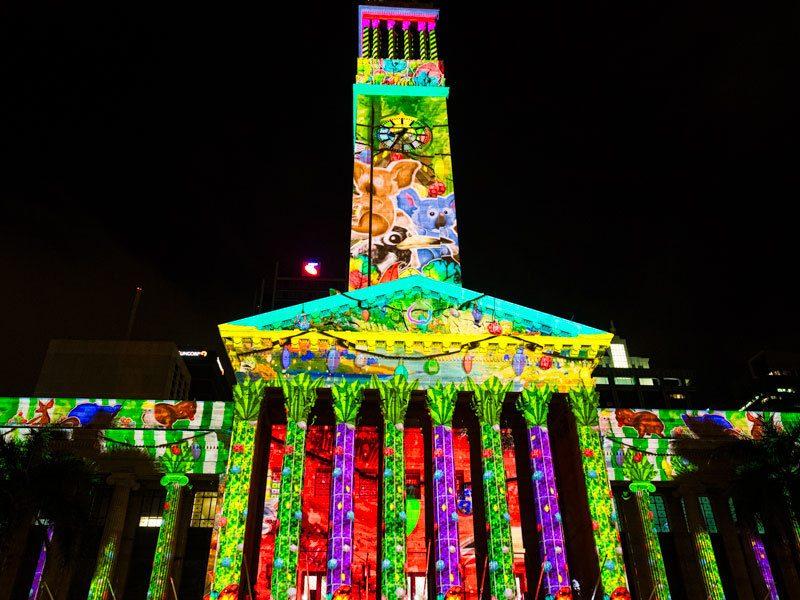 Light Spectacular in Brisbane, Australia