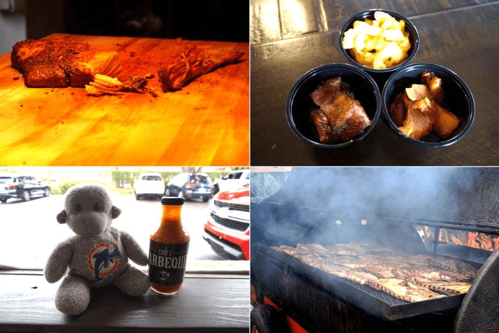 Troy's Barbecue in Boynton Beach