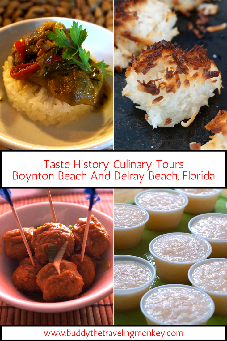 Get to know Boynton Beach and Delray Beach, Florida with a food tour that combines family-owned eateries, local history, and emerging art.