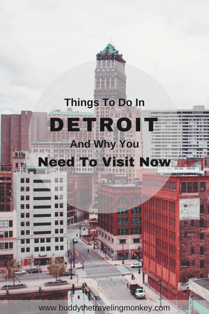 Discover why Detroit is an up-and-coming destination! See our list of top things to do in Detroit; enjoy everything from world class museums to outdoor adventures.