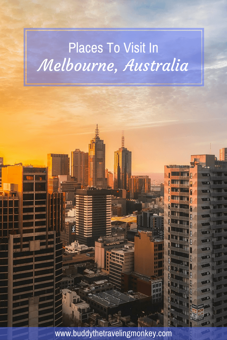 A guide to finding the best places to visit in Melbourne, Australia. All you need to know for an exciting and fun-filled holiday in the city of Melbourne.