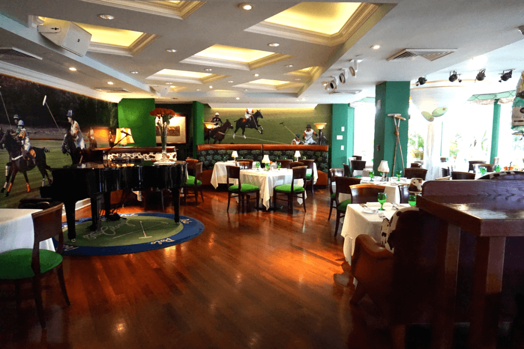 Polo Restaurant at the Colony Hotel