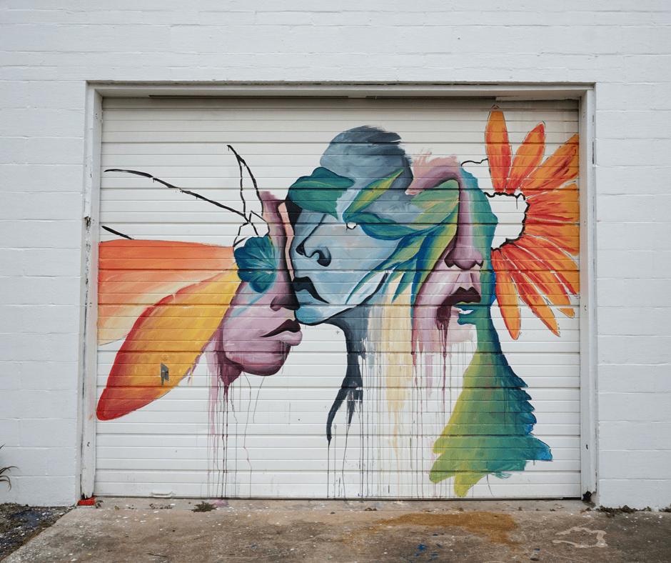 street art in Gainesville